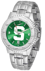 Michigan State Spartans - Competitor Steel AnoChrome - SuntimeDirect