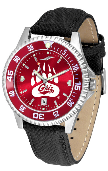 Montana Grizzlies - Competitor AnoChrome  -  Color Bezel - SuntimeDirect