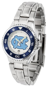North Carolina Tar Heels - Competitor Ladies Steel - SuntimeDirect