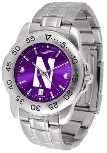 Northwestern Wildcats - Sport Steel AnoChrome - SuntimeDirect