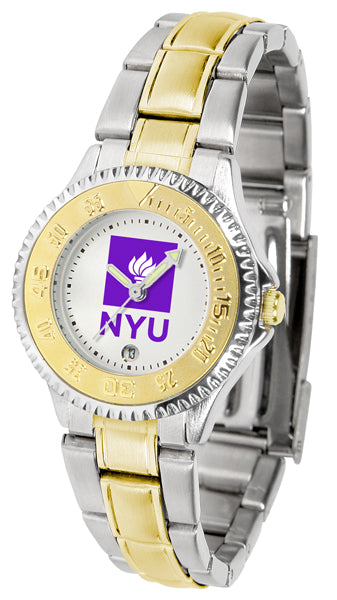 New York University Violets - Competitor Ladies Two - Tone - SuntimeDirect