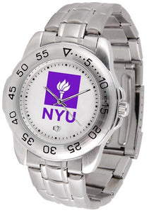New York University Violets - Sport Steel - SuntimeDirect