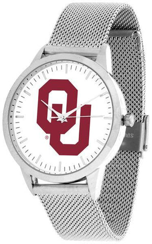 Oklahoma Sooners - Mesh Statement Watch - SuntimeDirect
