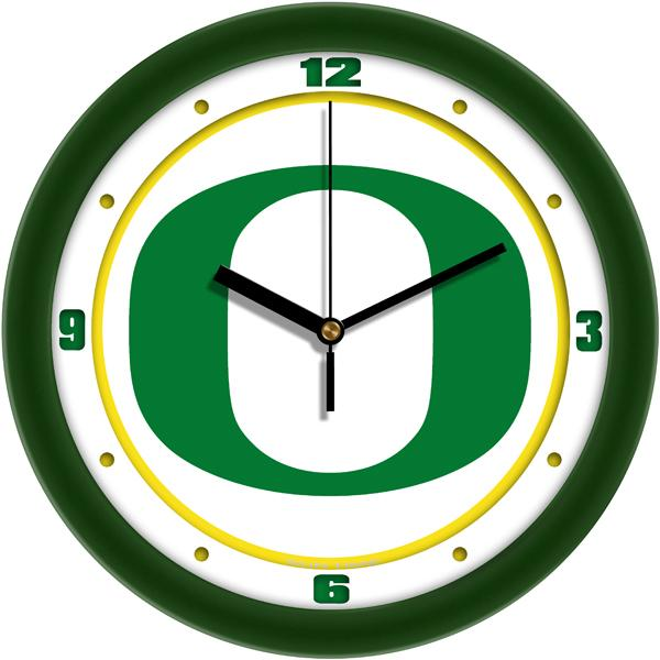 Oregon Ducks - Traditional Wall Clock - SuntimeDirect