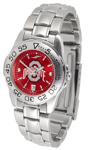 Ohio State Buckeyes - Ladies' Sport Watch - SuntimeDirect
