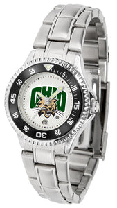 Ohio University Bobcats - Competitor Ladies Steel - SuntimeDirect