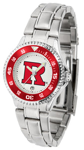 Rutgers Scarlet Knights - Competitor Ladies Steel - SuntimeDirect