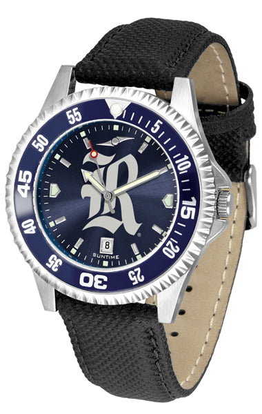 Rice University Owls - Competitor AnoChrome  -  Color Bezel - SuntimeDirect