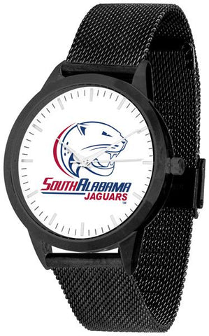 South Alabama Jaguars - Mesh Statement Watch - Black Band