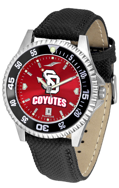 South Dakota Coyotes - Competitor AnoChrome  -  Color Bezel - SuntimeDirect