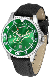 South Florida Bulls - Competitor AnoChrome  -  Color Bezel - SuntimeDirect
