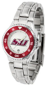 Southern Illinois Salukis - Competitor Ladies Steel - SuntimeDirect