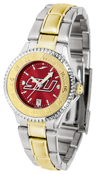 Southern Illinois Salukis - Competitor Ladies Two - Tone AnoChrome - SuntimeDirect
