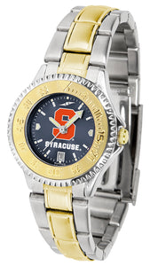 Syracuse Orange - Competitor Ladies Two - Tone AnoChrome - SuntimeDirect