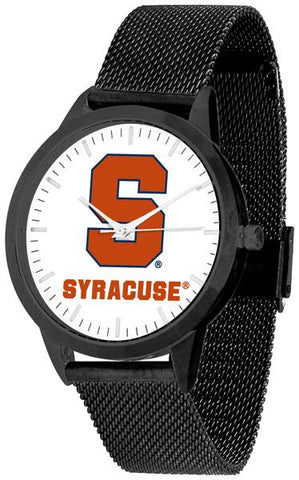 Syracuse Orange - Mesh Statement Watch - Black Band