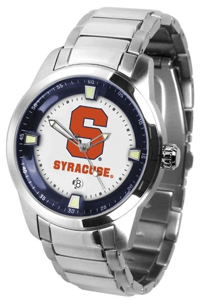 Syracuse Orange - Titan Steel - SuntimeDirect