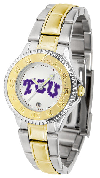 Texas Christian Horned Frogs - Competitor Ladies Two - Tone - SuntimeDirect