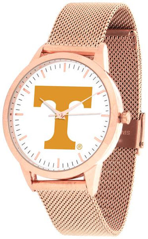 Tennessee Volunteers - Mesh Statement Watch - Rose Band