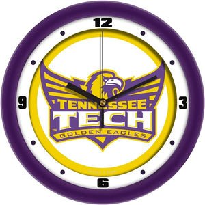Tennessee Tech Eagles - Traditional Wall Clock - SuntimeDirect