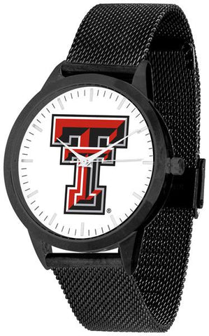 Texas Tech Red Raiders - Mesh Statement Watch - Black Band