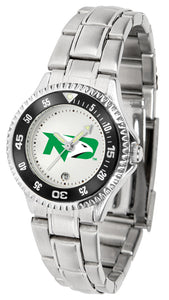 North Dakota Fighting Hawks - Competitor Ladies Steel - SuntimeDirect