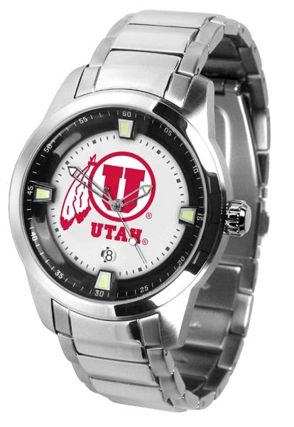 Utah Utes - Titan Steel - SuntimeDirect