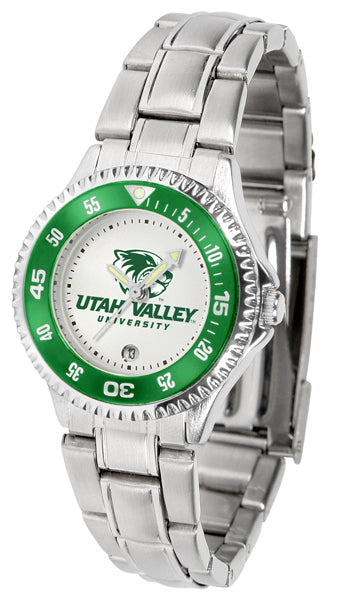 Utah Valley Wolverines - Competitor Ladies Steel - SuntimeDirect