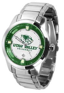 Utah Valley Wolverines - Titan Steel - SuntimeDirect