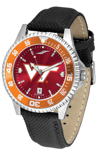 Virginia Tech Hokies - Competitor AnoChrome  -  Color Bezel