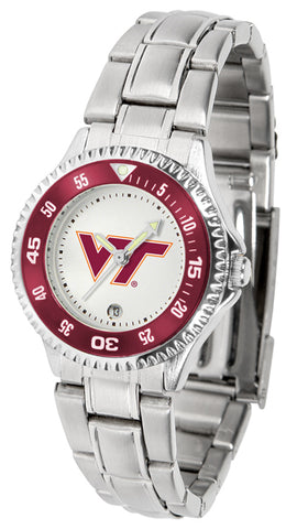Virginia Tech Hokies - Competitor Ladies Steel