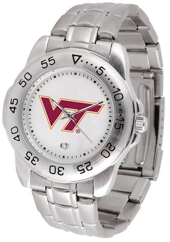 Virginia Tech Hokies - Sport Steel