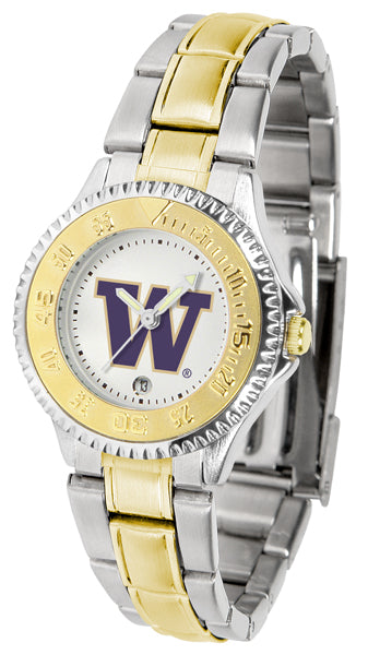 Washington Huskies - Competitor Ladies Two - Tone