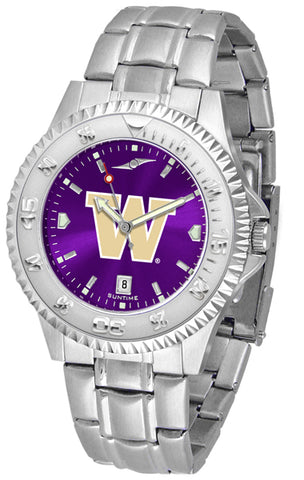 Washington Huskies - Competitor Steel AnoChrome