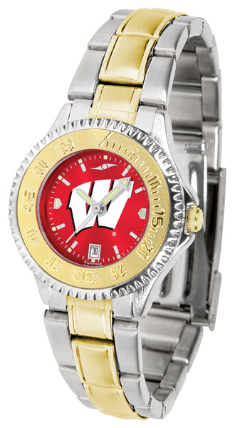 Wisconsin Badgers - Competitor Ladies Two - Tone AnoChrome