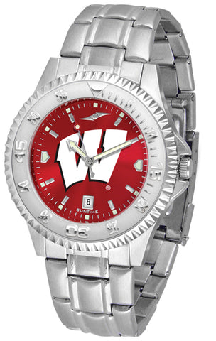 Wisconsin Badgers - Competitor Steel AnoChrome