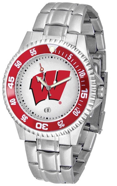 Wisconsin Badgers - Competitor Steel