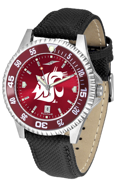 Washington State Cougars - Competitor AnoChrome  -  Color Bezel
