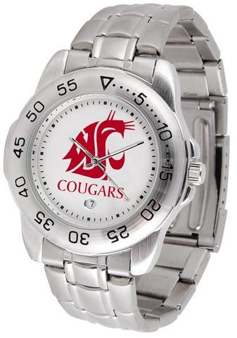 Washington State Cougars - Sport Steel