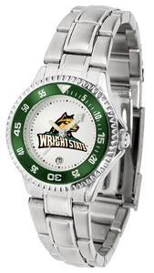Wright State Raiders - Competitor Ladies Steel