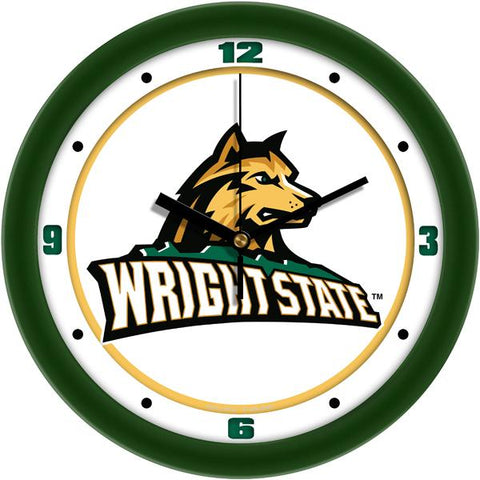 Wright State Raiders - Traditional Wall Clock