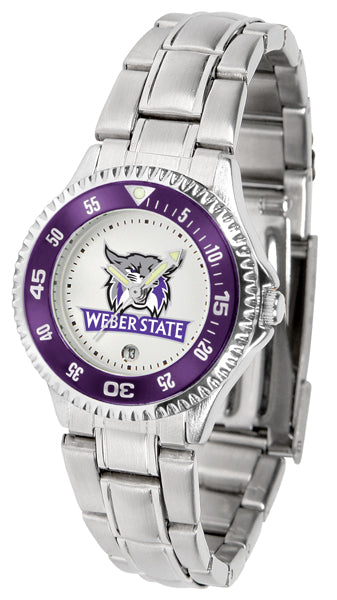 Weber State Wildcats - Competitor Ladies Steel