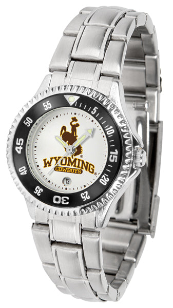 Wyoming Cowboys - Competitor Ladies Steel
