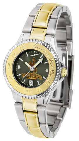 Wyoming Cowboys - Competitor Ladies Two - Tone AnoChrome