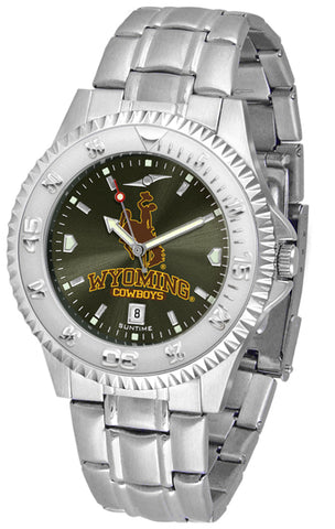 Wyoming Cowboys - Competitor Steel AnoChrome