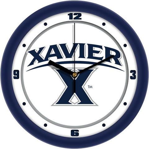Xavier Musketeers - Traditional Wall Clock