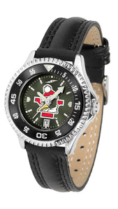 Youngstown State Penguins - Competitor Ladies' AnoChrome  -  Color Bezel