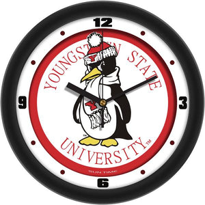 Youngstown State Penguins - Traditional Wall Clock