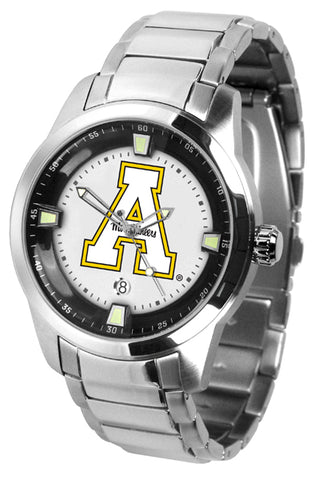 Appalachian State Mountaineers - Men's Titan Steel Watch