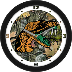 Florida A&M Rattlers - Camo Wall Clock