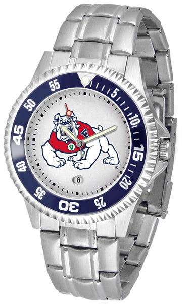 Fresno State Bulldogs - Competitor Steel - SuntimeDirect